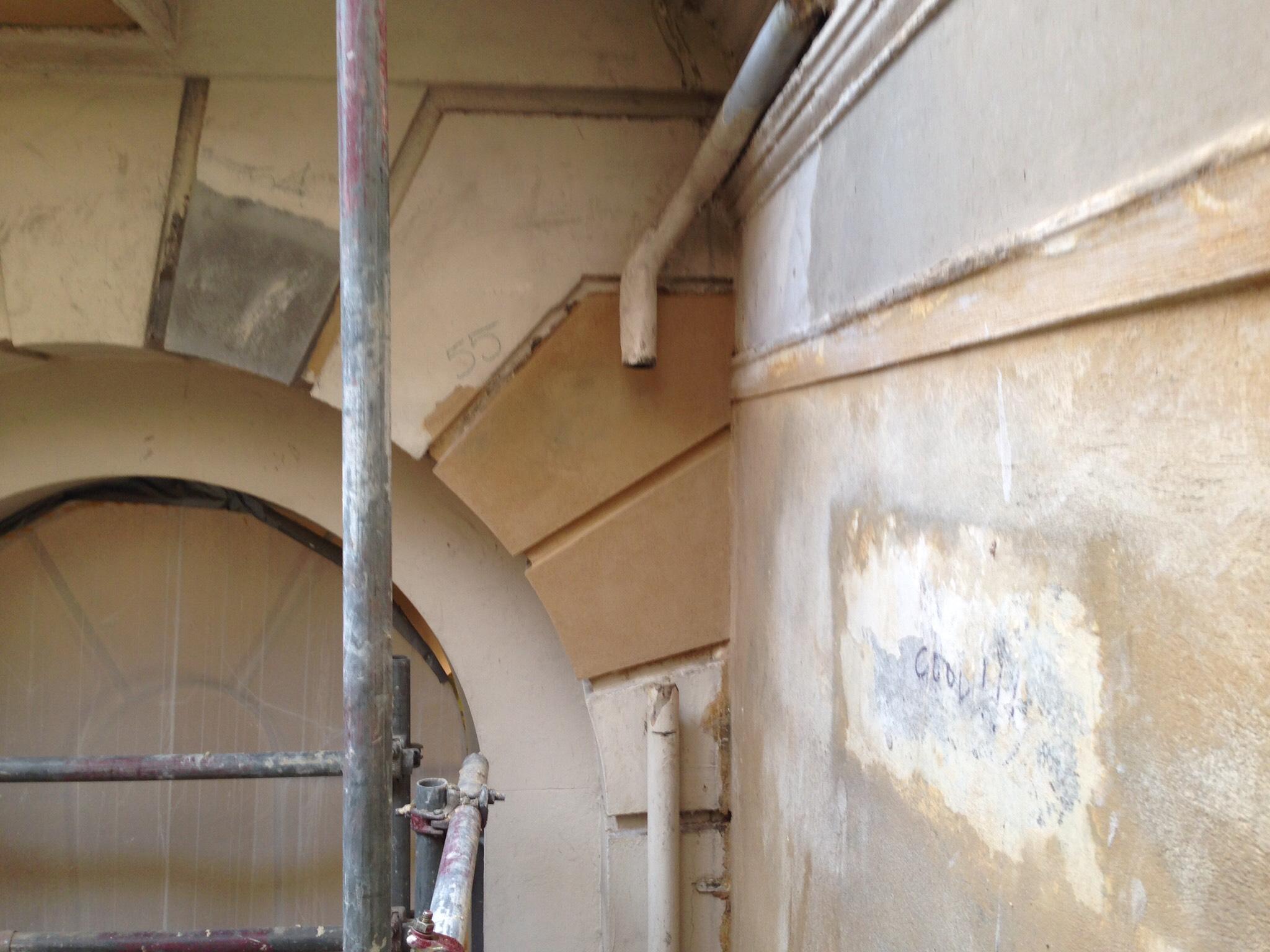 Stucco Repairs