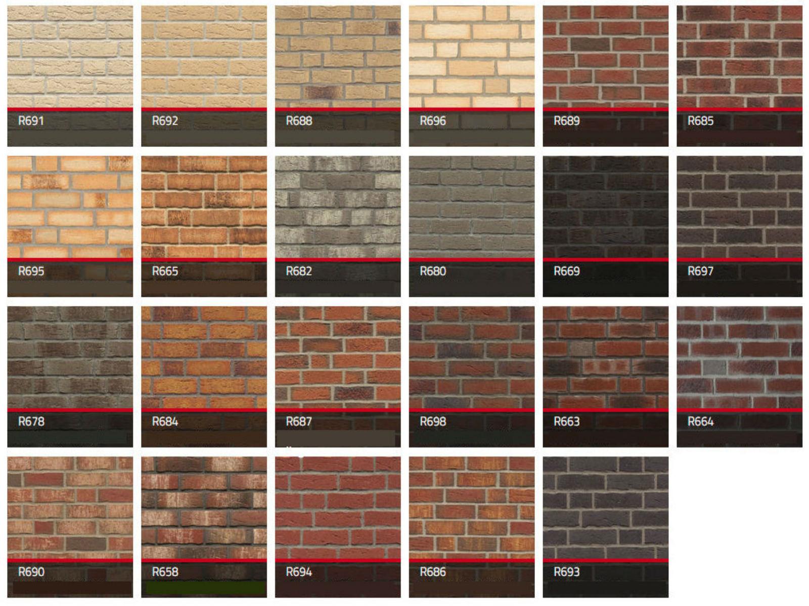 brick sourcing